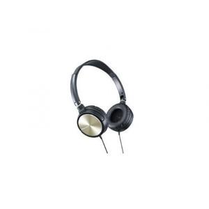 Pioneer Head Band Type Headphones | SE-MJ71 N Gold
