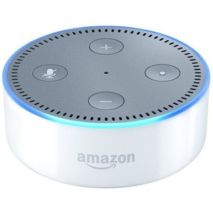 Amazon Echo Dot - All New 2nd Generation - White