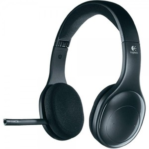 Logitech Wireless Bluetooth Headset H800