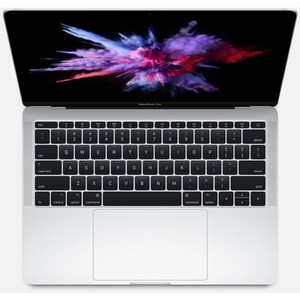 Apple MacBook Pro 2017 13 128GB 2.3GHz MPXR2 Silver