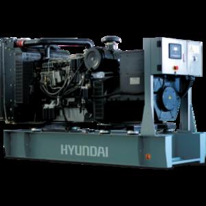 Hyundai HDG12 12Kva / 10Kw Three Phase Diesel Generator