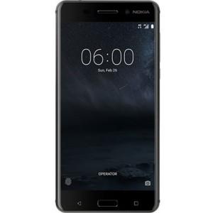 Nokia 6 - 5.5inch + Fingerprint Sensor + 32GB+3GB Capacity - Matte Black