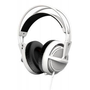 SteelSeries Siberia 200 Gaming Headset - White