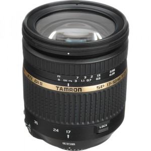Tamron SP AF 17-50mm f/2.8 XR Di-II VC LD Aspherical (IF) VC Lens for Nikon