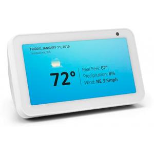 Amazon Echo Show 5 – Smart alarm clock with Alexa - Sandstone