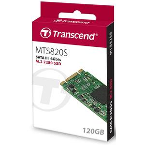 Transcend 240GB MTS820 M.2 SATA III Internal SSD