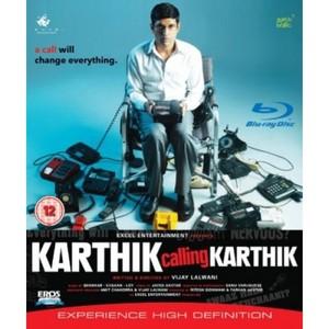 Karthik Calling Karthik Blu-ray Movie