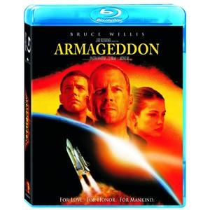 Armageddon Blu-ray Movie