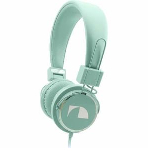 Nakamichi NK850 Fashion Headphones Grayed Jade