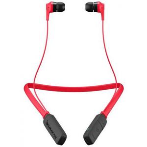 Skullcandy Inkd Wireless Earphones - Red/Black