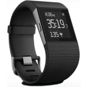 Fitbit Surge Fitness Superwatch Black Small