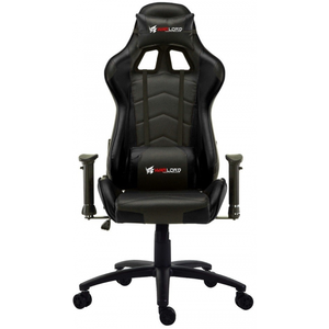Warlord Huntsmen Gaming Chair - Black (HTG-WRD-GCH014)
