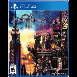 Kingdom Hearts III For Ps4