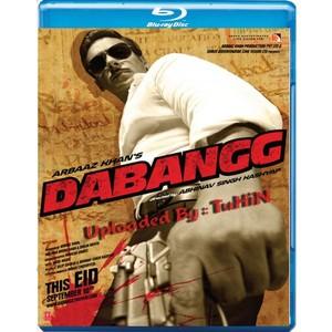 Dabangg Blu-ray Movie