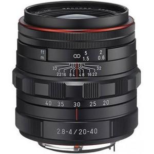 Pentax DA 20-40mm f/2.8-4 ED Limited DC WR Lens