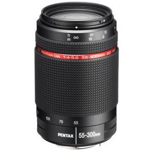Pentax-DA 55-300mm f/4-5.8 ED WR Lens