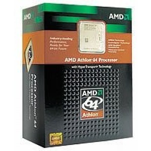 AMD -1x Athlon 64 3000+ / 2 GHz Socket 754-L2 512 KB-OEM