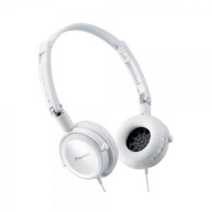 Pioneer Head Band Type Headphones | SE-MJ511 W White