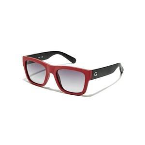 Guess Mens Square Matte Sunglasses
