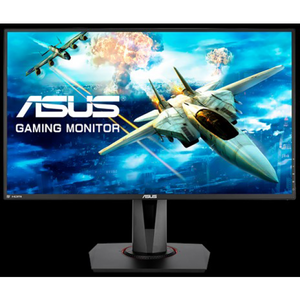 Asus VG278Q Gaming Monitor - 27inch Full HD  1ms  144Hz  G-SYNC Compatible  Adaptive-Sync