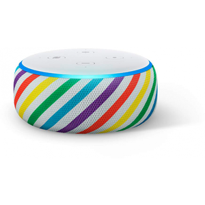 Amazon Echo Dot Kids Edition Rainbow