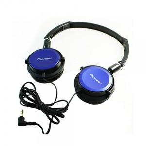 Pioneer Head Band Type Headphones | SE-MJ511 L Blue