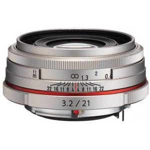 Pentax DA 21mm f/3.2 AL Limited Lens