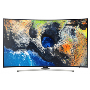 SAMSUNG 55MU7350 4K Smart Curved UHD LED TV