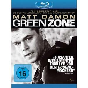 Green Zone Blu-ray Movie