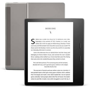 Amazon Kindle Oasis 8GB Graphite - Now with adjustable warm light