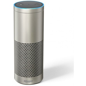 Amazon Echo Plus with Built-in Hub – Silver