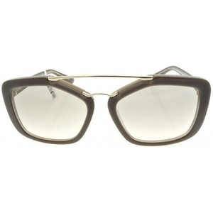 Prada Sunglasses Prada 24RS Brown Square