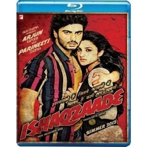 Ishaqzaade Blu-ray Movie