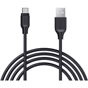 Aukey USB C Cable 6ft  Type C to USB 2.0 Fast Charging Cable