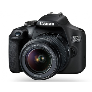 Canon EOS 1500D with 18-55mm