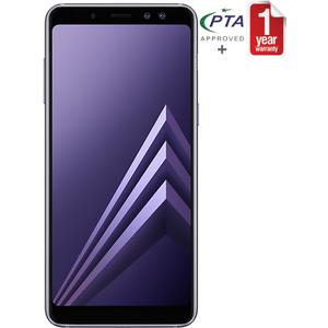 Samsung Galaxy A8 (2018) SM-A530 Orchid Gray