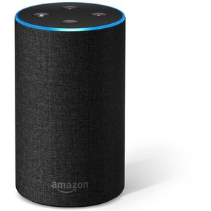 Amazon Echo 2nd Generation – Charcoal Fabric