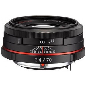 Pentax DA 70mm f/2.4 Limited Lens