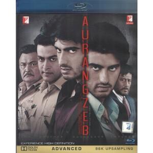 Aurangzeb Blu-ray Movie