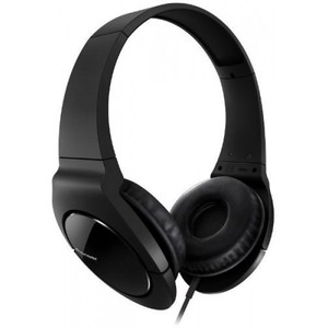 Pioneer Head Band Closed Dynamic Stereo Headphones | SE-MJ721-K Black