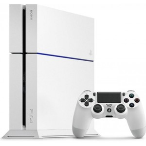 Sony Playstation 4 (500GB ) White