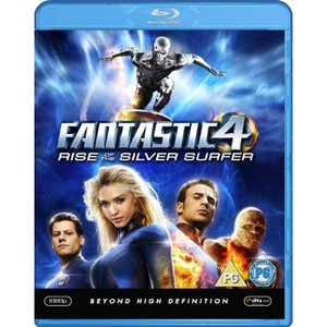 Fantastic Four Blu-ray Movie