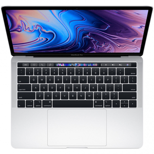 Apple MacBook Pro 2019 13 256GB 2.4GHz MV992 Silver with Touch Bar and Touch ID