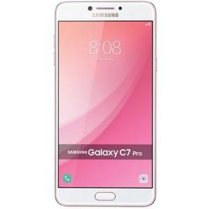 Samsung Galaxy C7 Pro 32 GB Gray (Dual Sim) Pink