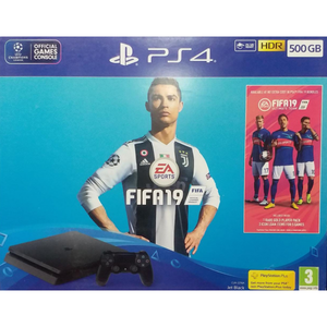 Sony PS4 Slim 500GB Fifa 19 Bundle