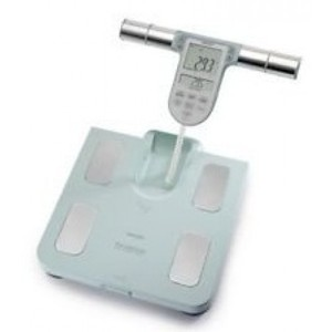 Omron BF 511 Body Composition and Body Fat Monitor Bathroom Scale