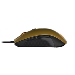 SteelSeries Rival 100 Optical Gamig Mouse (Alchemy Gold)