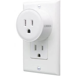 Lumiman Alexa Smart Plug  Wifi Plug Outlet  No Hub Required  Romote Control From Anywhere  Works With Amazon Echo And Google Home Assistant  Lumiman Lm610