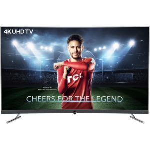 TCL 55P5 4K UHD Smart Curved TV