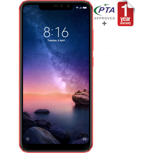 Xiaomi Redmi Note 6 Pro 4GB RAM 64GB ROM - Red